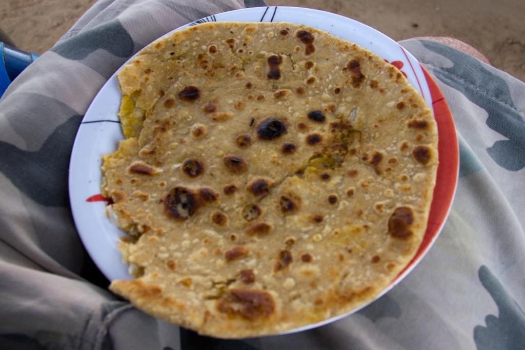Aloo Onion Parantha