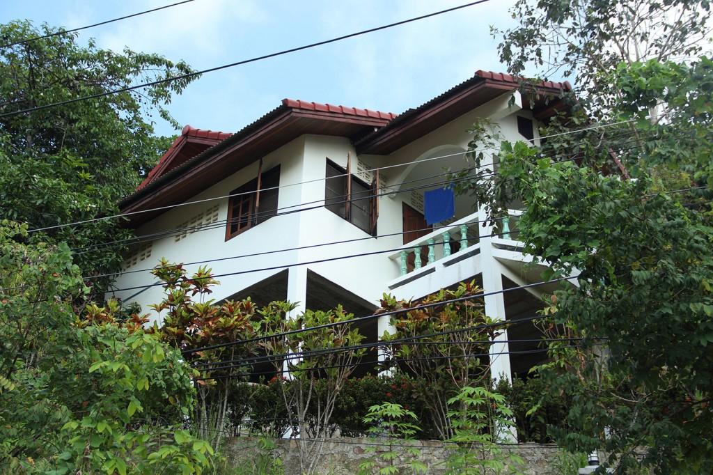 Nosso bangalô em Koh Tao