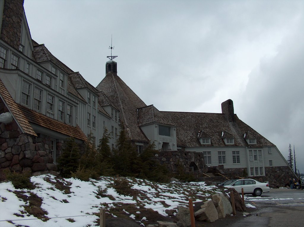 Timberline Lodge, Mount Hood, Oregon, USA