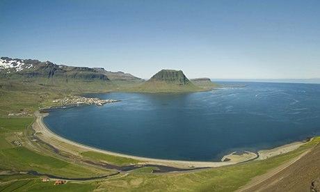 Grundarfjörður, Islândia