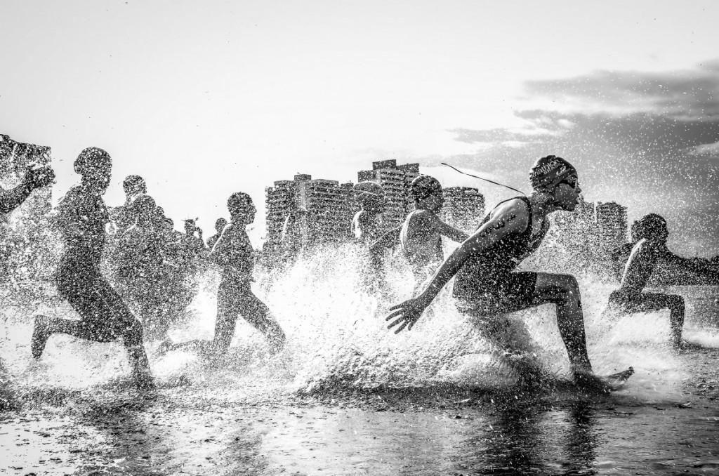 Brasil Aquathlon. Foto: Wagner Araujo