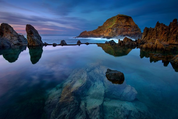 Madeira Rocks. Foto Noura Aljeri