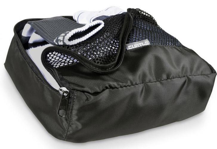 Organizador, uma ótima maneira de arrumar a parte de dentro da sua mala