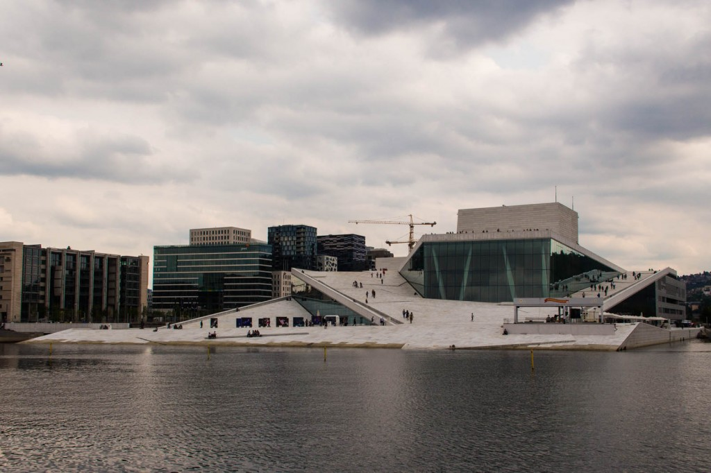 Opera House de Oslo