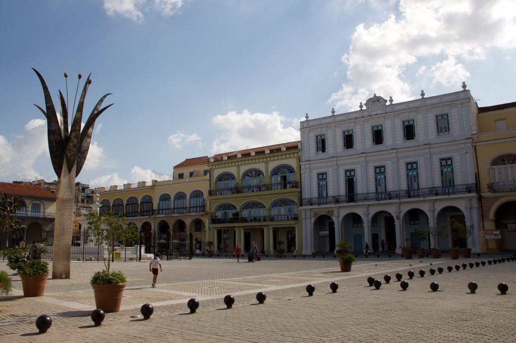 Plaza Vieja (Praça Velha)