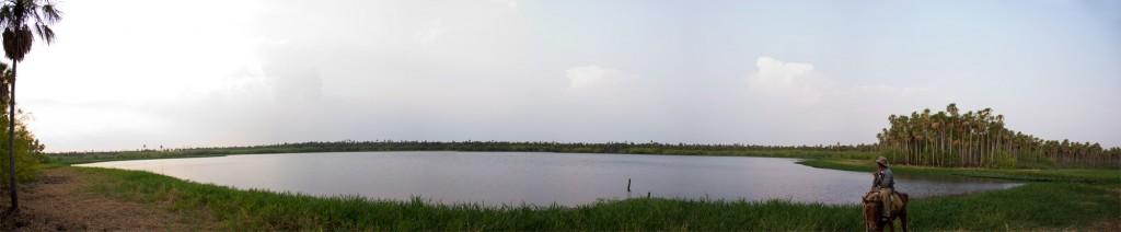 Panorâmica Lagoa