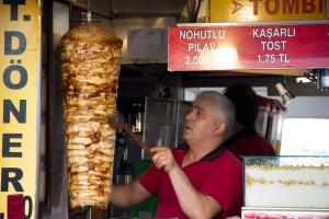 A Culinária de Istanbul