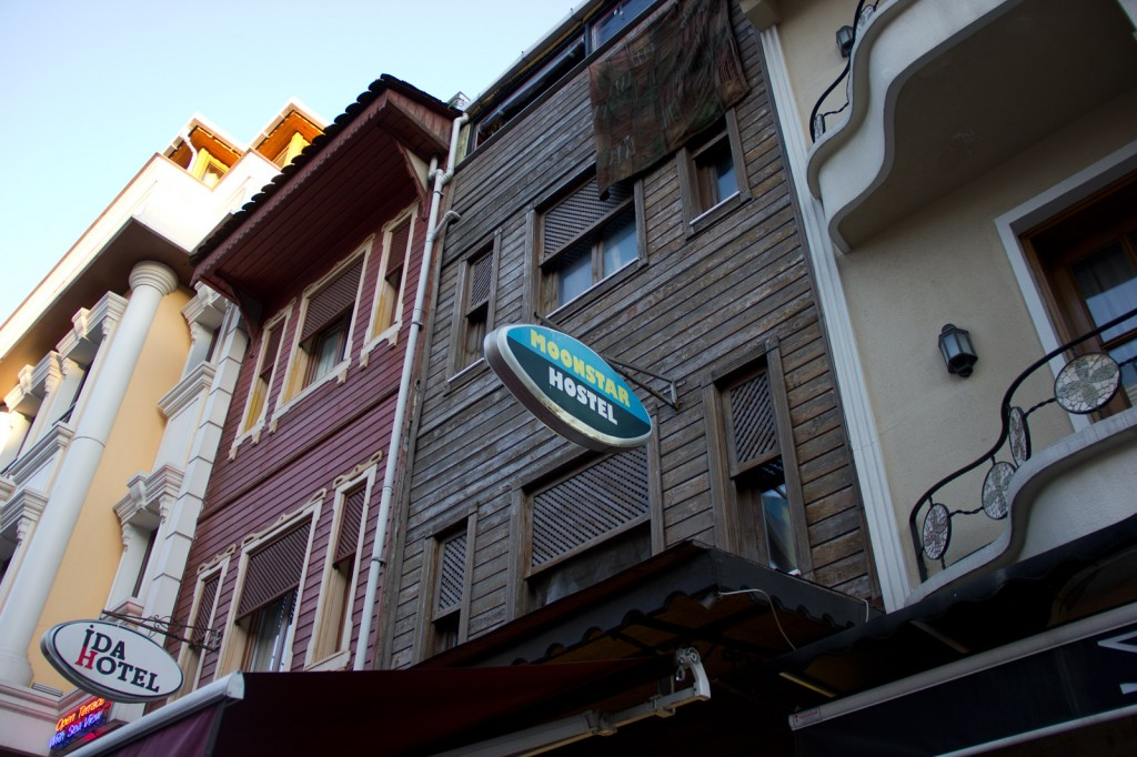 Moonstar Hostel, nossa casa em Istanbul