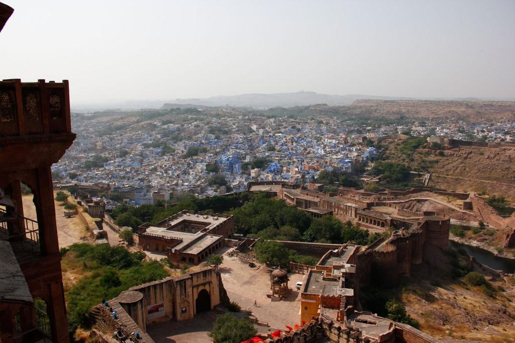 Jodphur, a Cidade Azul