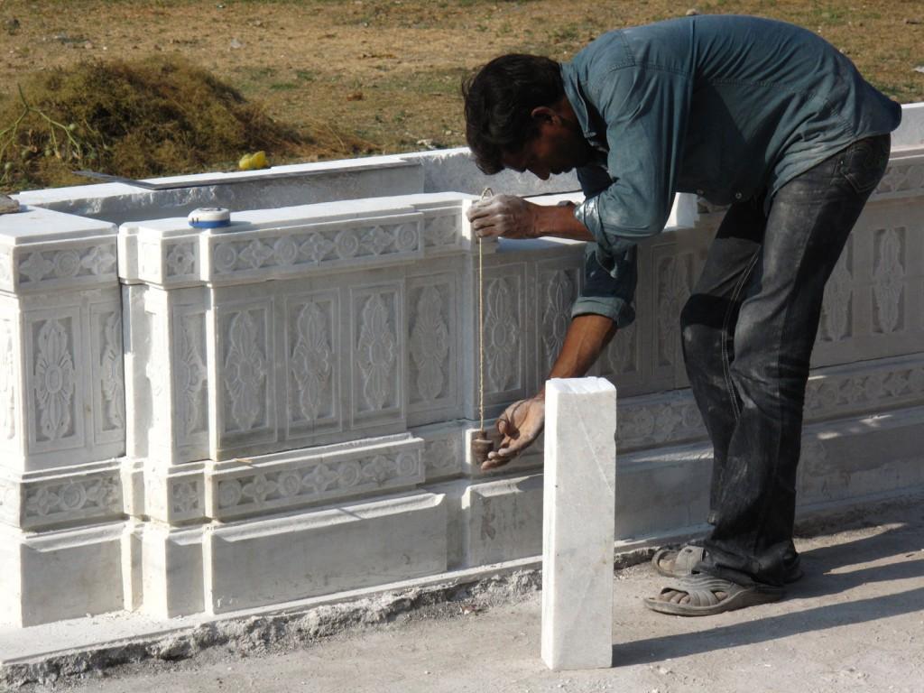Contrução do Templo