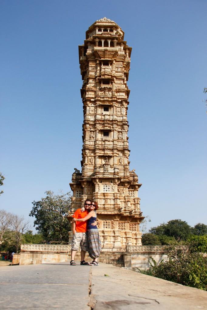Torre Vijaya Stambha