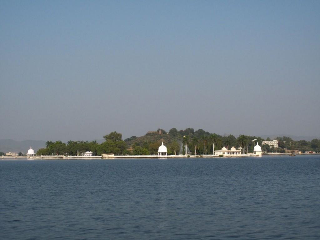 Lago Fateh Sagar