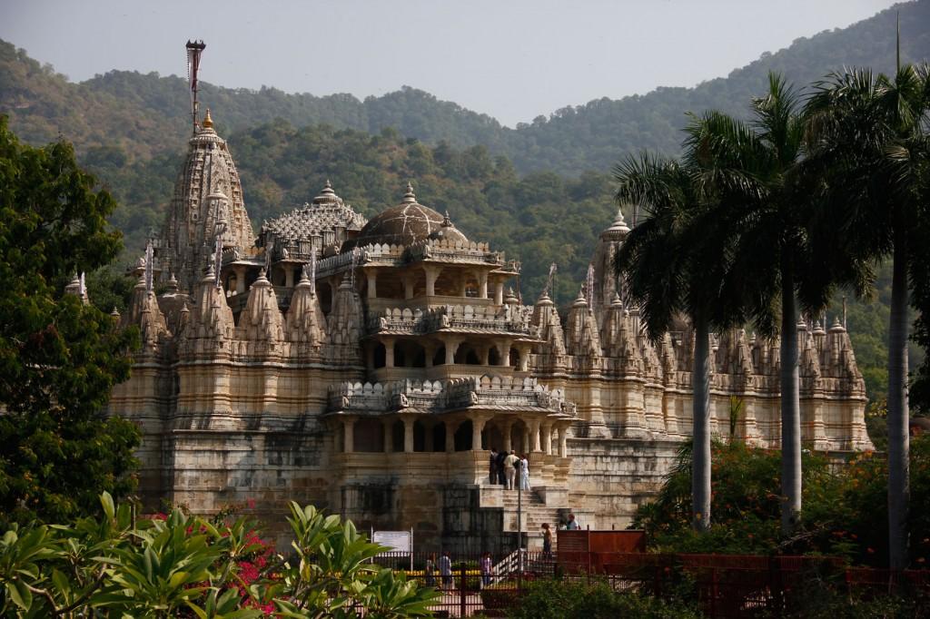 Templo Jain em Ranakpur