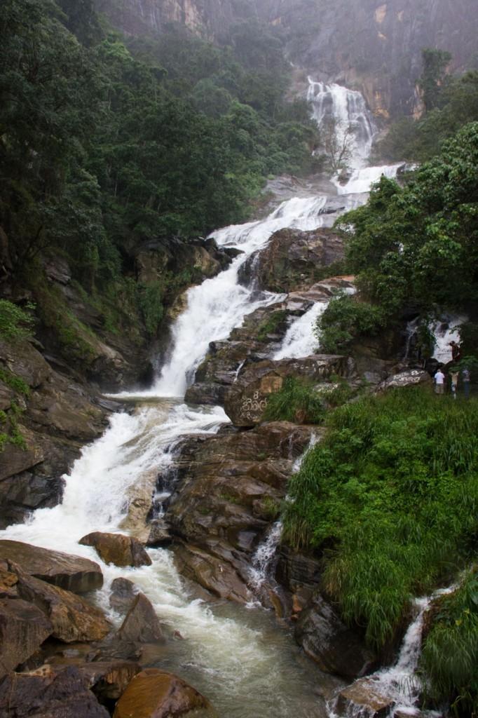 Cachoeira Bambaragama
