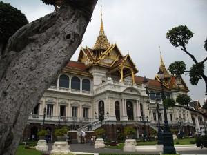 Bem-vindo a Bangkok