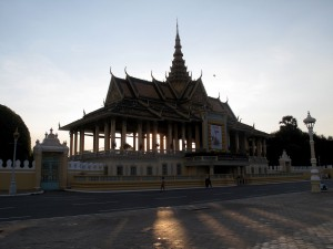 Phnom Penh, a capital
