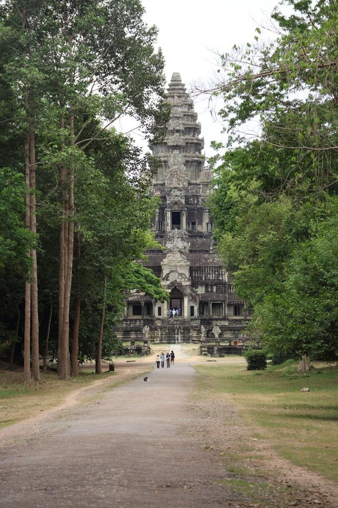 Fundo do Angkor Wat
