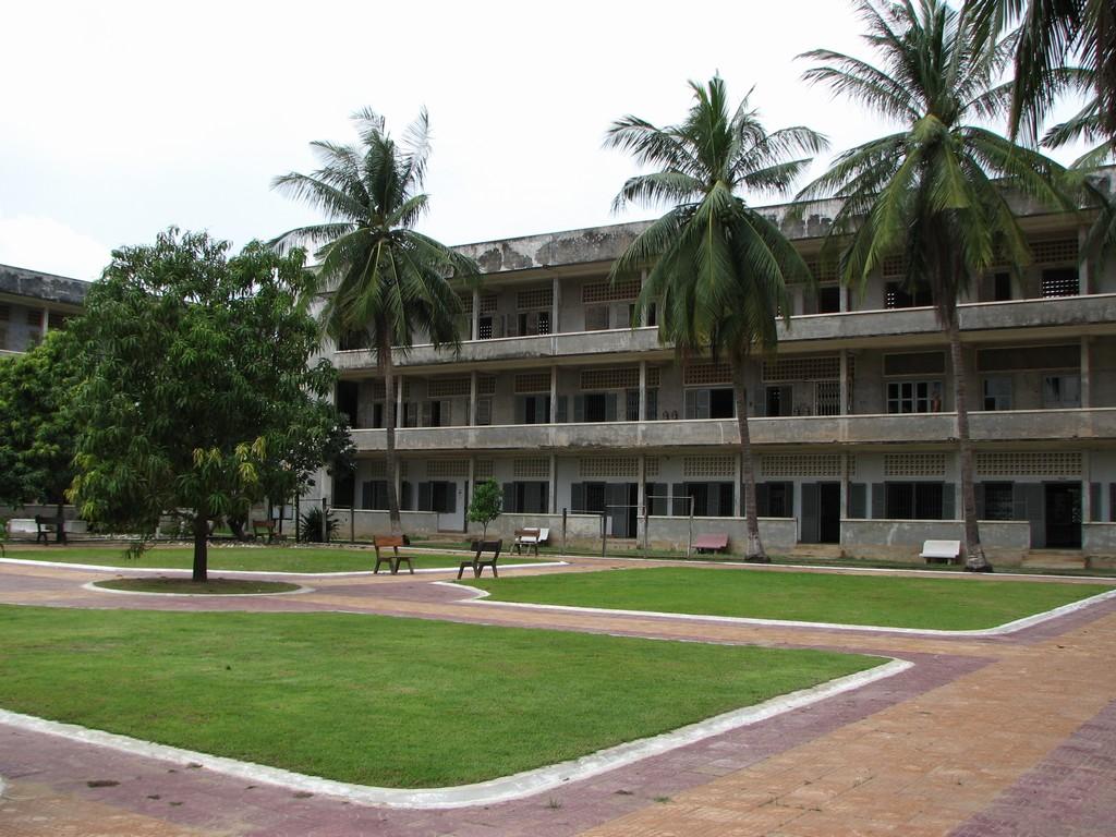 Tuol Sleng, foto wikipedia