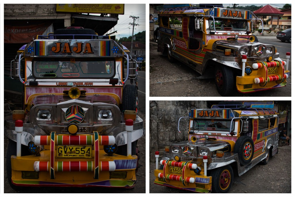 Jeepney, a alternativa filipina ao ônibus