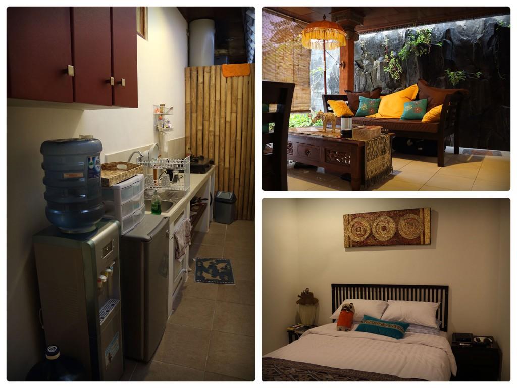 Nossa casa em Bali