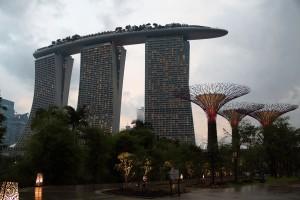 Um pouco de civilização em Singapura