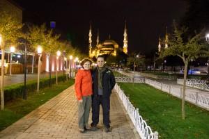 Depois de 8 meses, voltamos à Istanbul