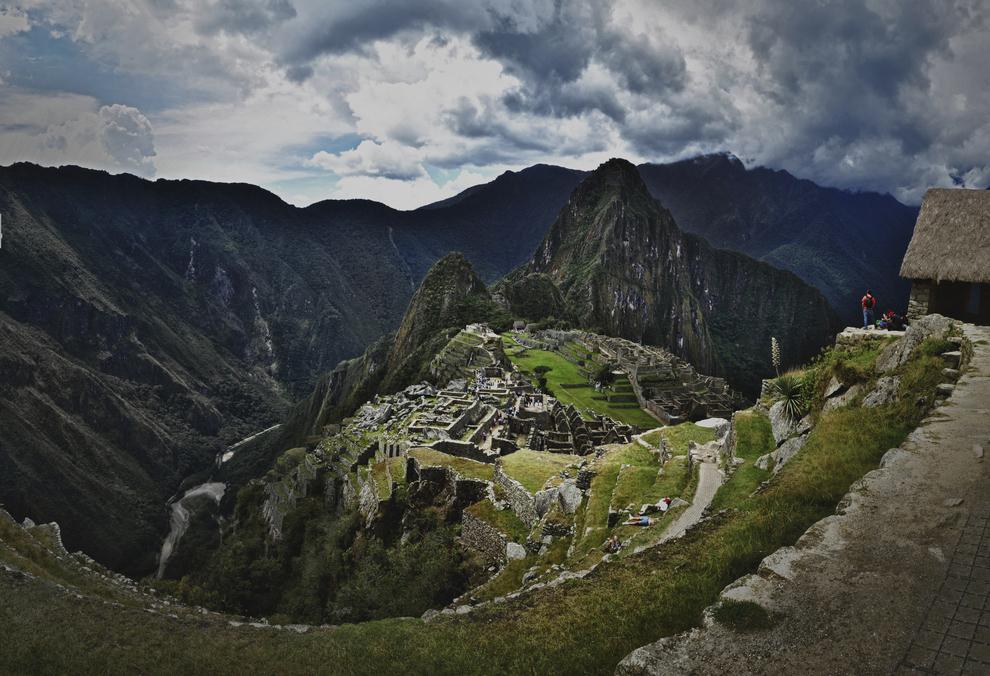 Machu Picchu. Foto: Aichimago