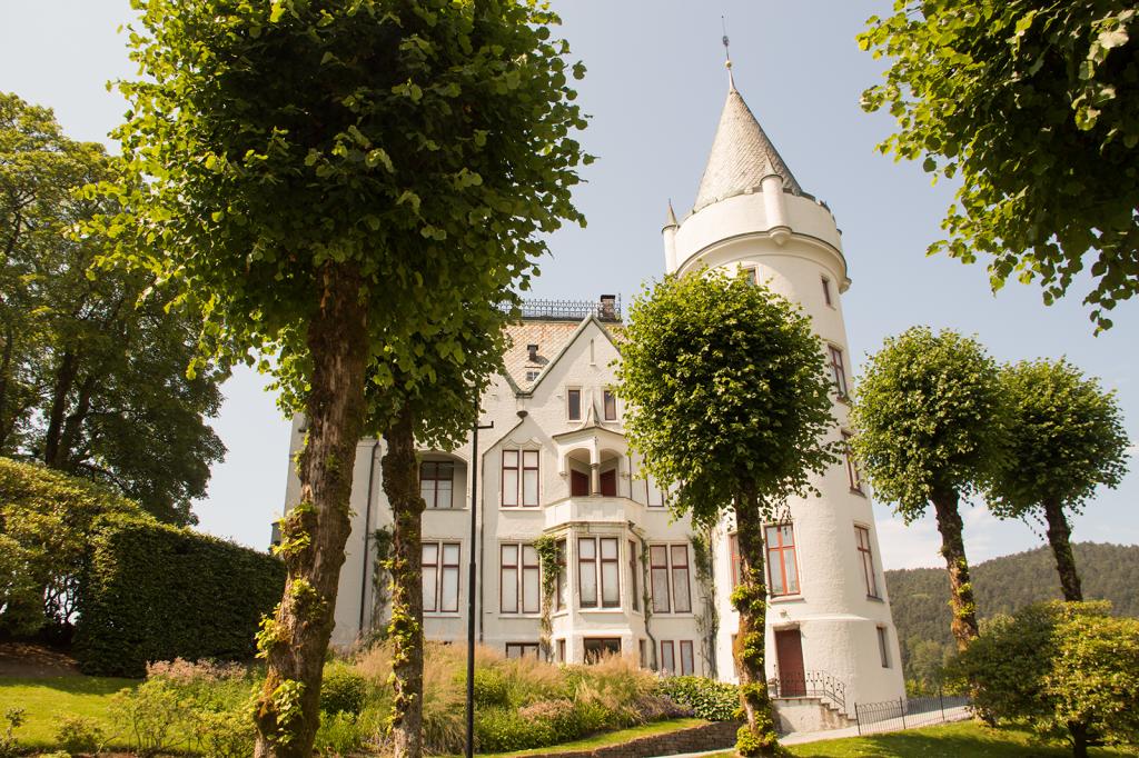 Casa de Verão do Rei em Bergen 7695