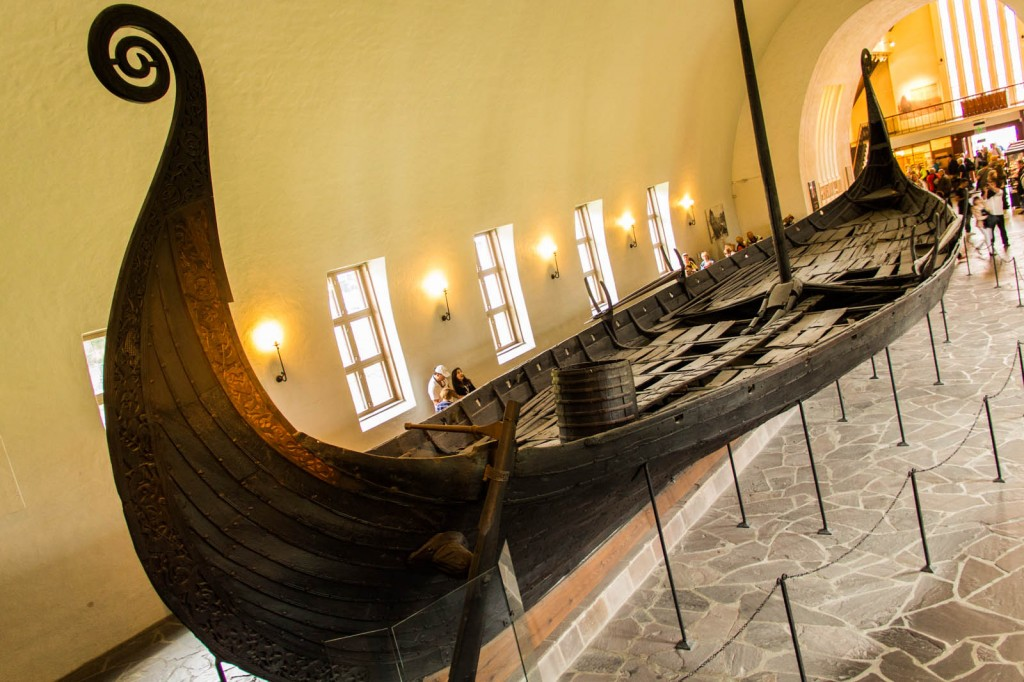 Museu do Barco Viking, Oslo