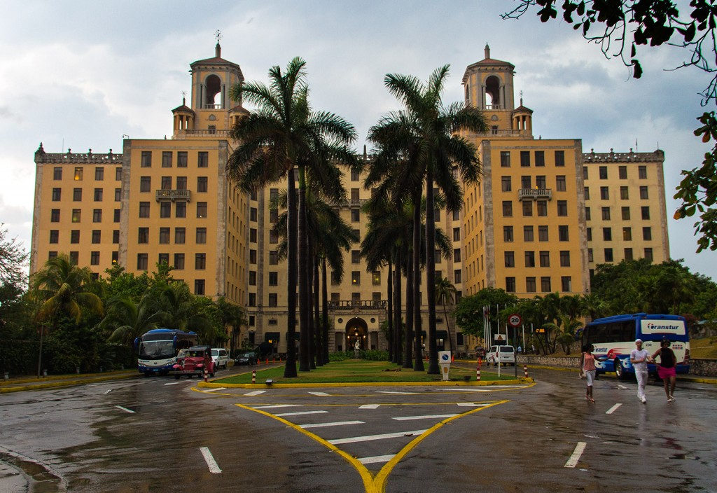 Entrada Hotel Nacional